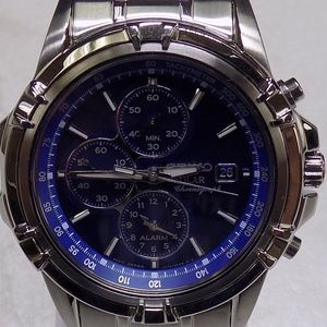 ⌚Seiko V172-0AJ0 Solar Men's Watch 425/A444⌚